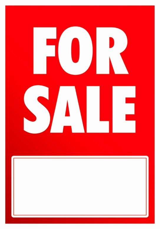 Car for Sale Template Lovely 9 Printable Car for Sale Sign Template Aytey