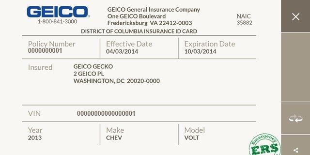 Car Insurance Card Template Fresh Car Insurance Card Template Free