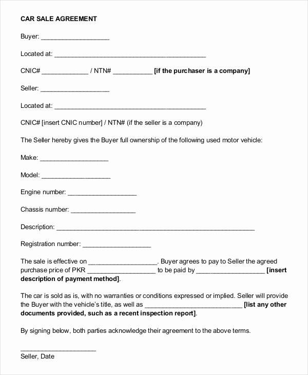 Car Payment Contract Template Inspirational 10 Payment Contract Templates Free Word Pdf format