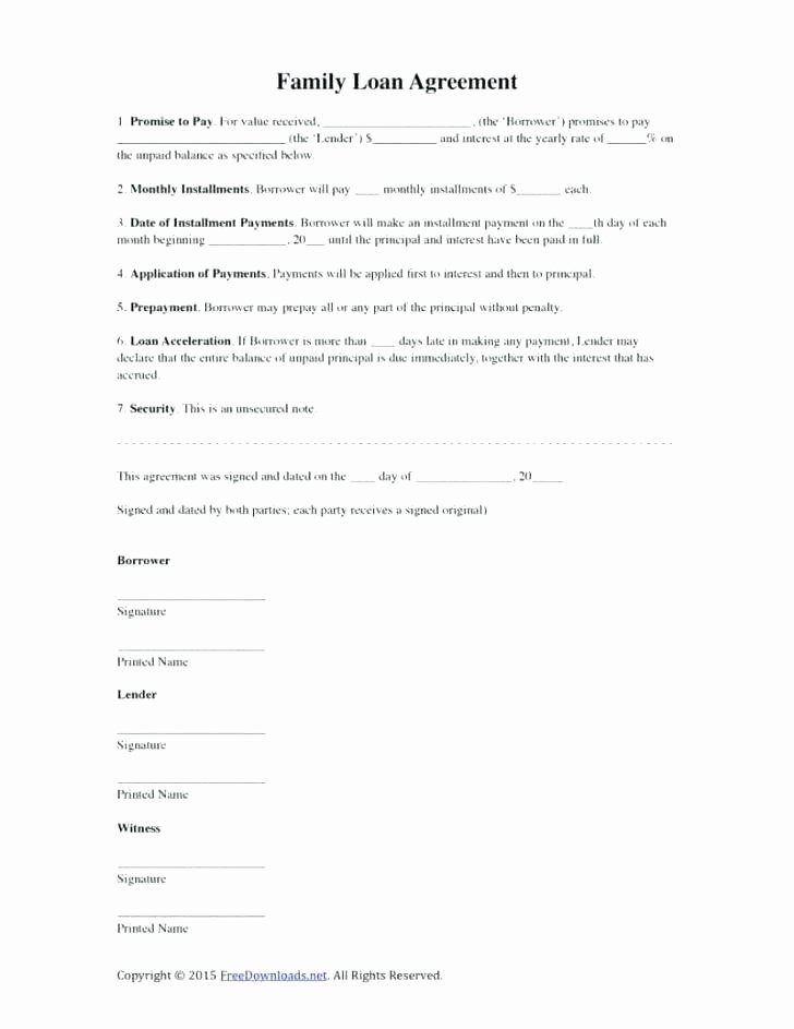 Car Payment Contract Template Unique Sample Payment Plan Contract Agreement Letter Template
