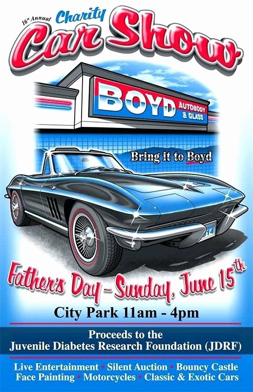 Car Show Flyer Template Best Of Free Classic Car Show Flyer Template Muscle Car Show Flyer