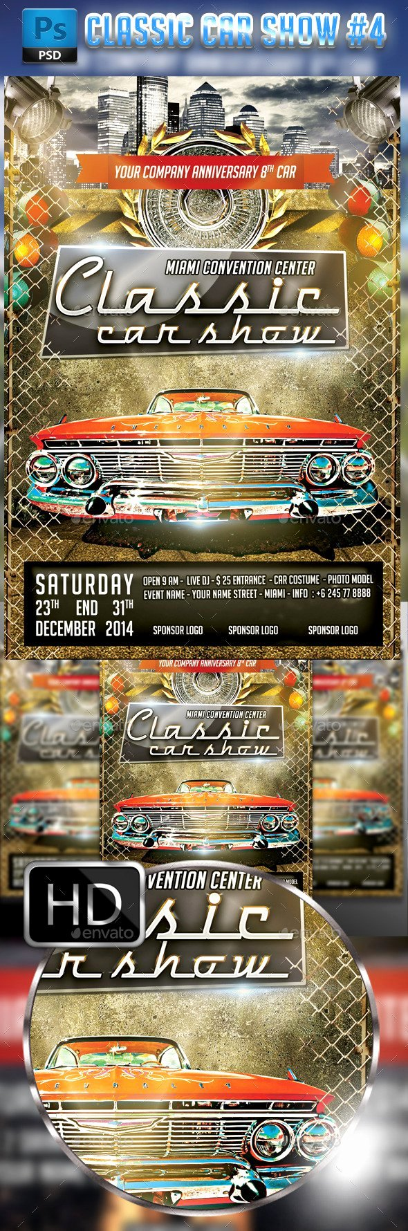 Car Show Flyer Template Luxury Newest S Car Show Poster Template Twilightblog