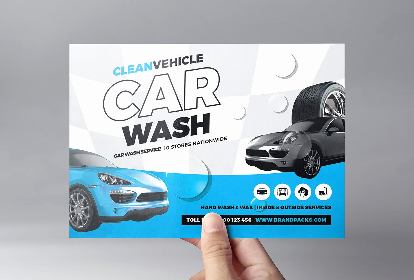 Car Wash Flyer Template Beautiful Car Wash Flyer Template for Shop & Illustrator