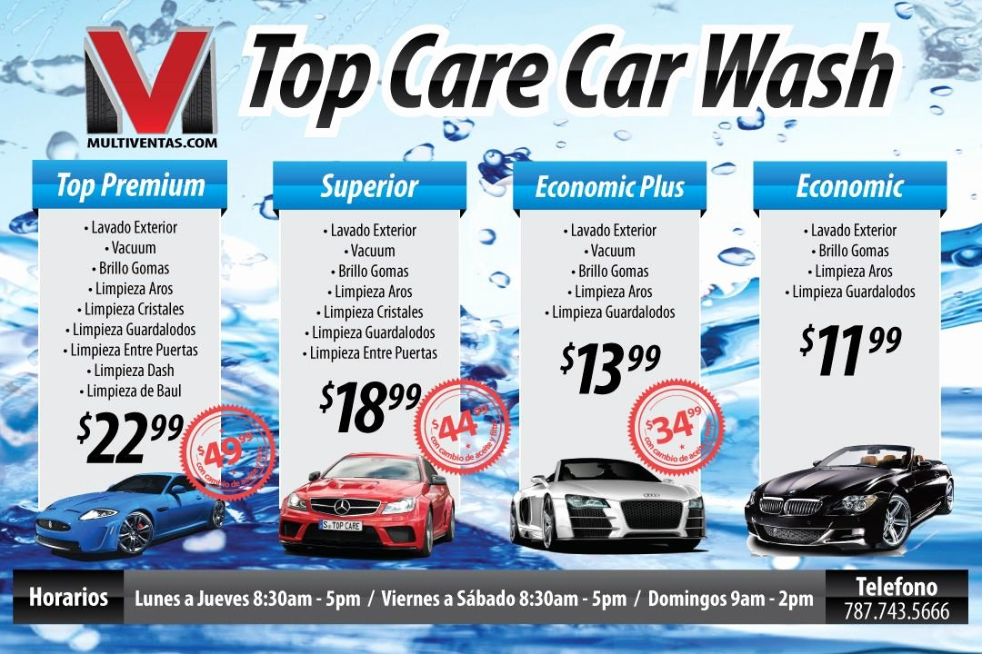 Car Wash Flyers Template Elegant Car Detail Flyer Template Free Google Search