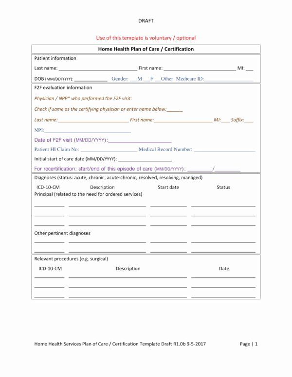Care Plan Template Pdf Best Of 15 Patient Care Plan Template – Pdf Word