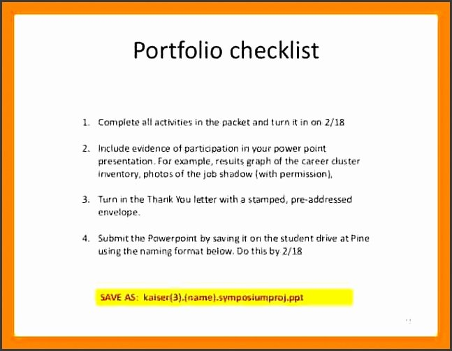 Career Portfolio Template Powerpoint Fresh 5 Career Portfolio Template Powerpoint Sampletemplatess