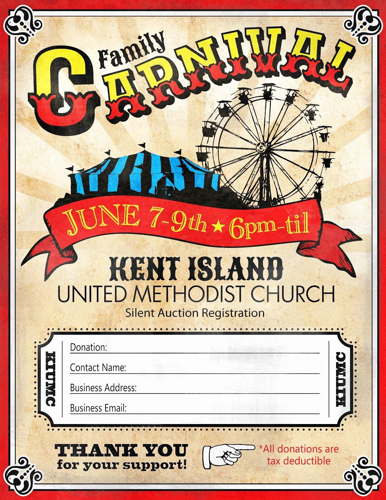 Carnival Flyer Template Free Elegant Jimondo Carnival Flyer