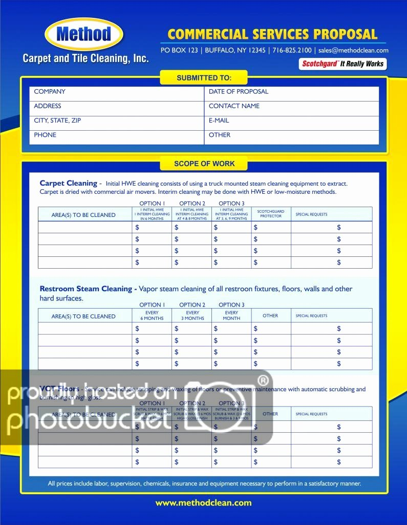 Carpet Cleaning Estimate Template Lovely What Do Your Estimate forms Look Like