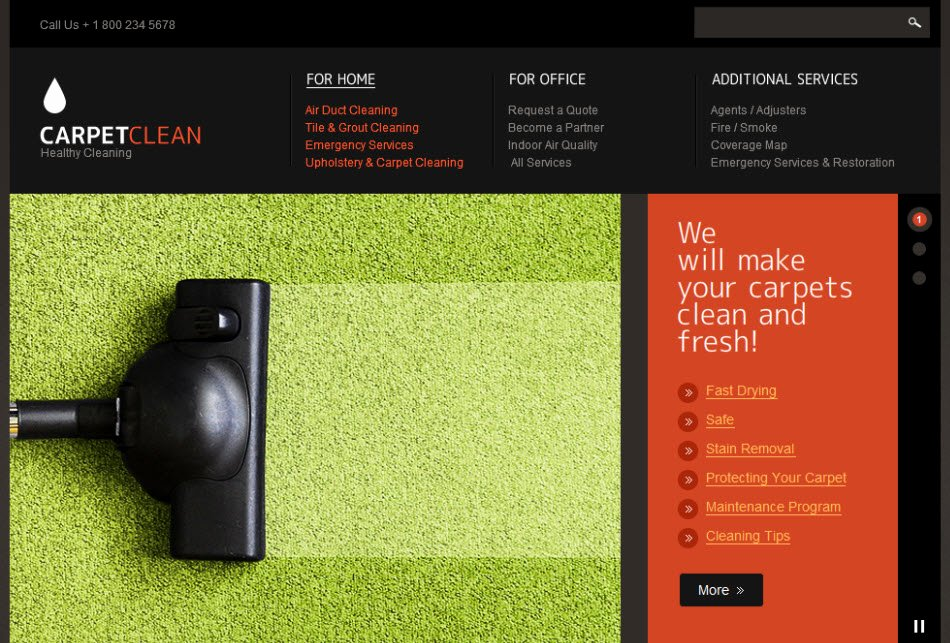 Carpet Cleaning Website Template Best Of Carpet Cleaning Website Template – Floor Matttroy