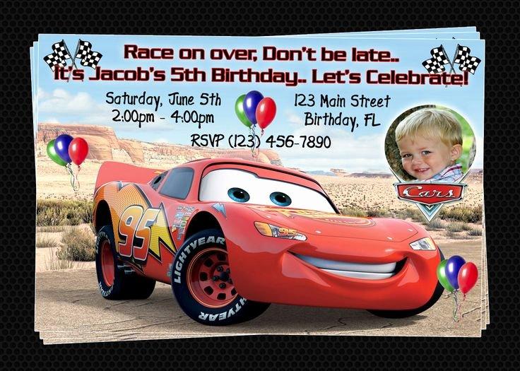 Cars Birthday Invitation Template Unique Best 25 Free Birthday Invitation Templates Ideas On