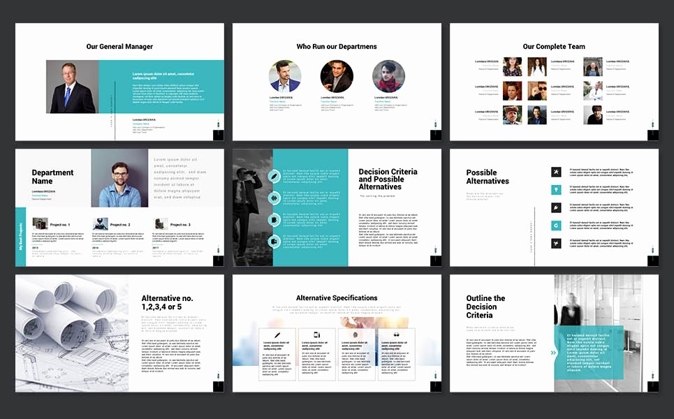 Case Study Presentation Template Beautiful 2017 Case Study Report Powerpoint Template