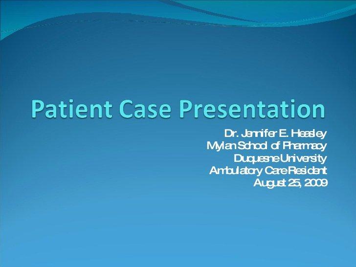 Case Study Presentation Template Elegant Patient Case Presentation
