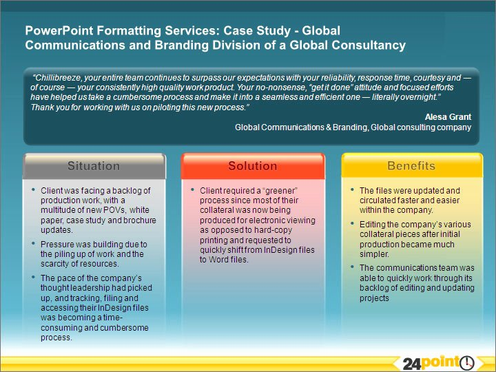 Case Study Presentation Template Lovely Case Study