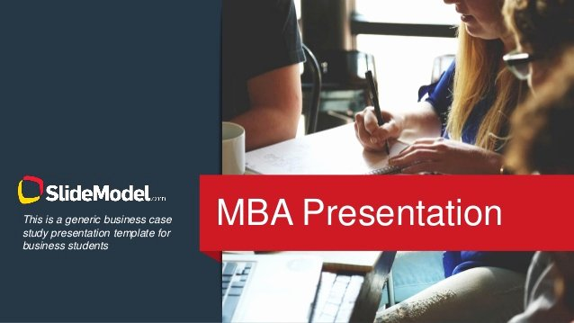 Case Study Presentation Template Luxury Slidemodel Business Case Study Powerpoint Template
