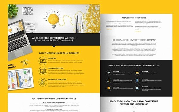 Case Study Template Design Awesome Website Design Examples Google Search