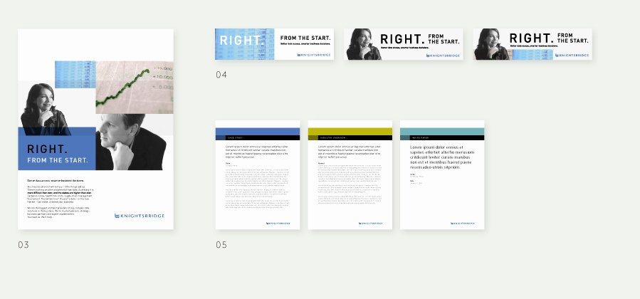 Case Study Template Design Elegant Knightsbridge solutions