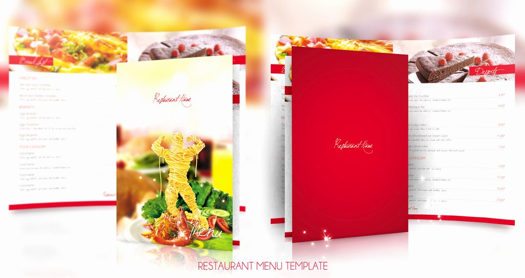 Catering Menu Template Free Awesome 72 Free & Premium Restaurant Templates Suitable for