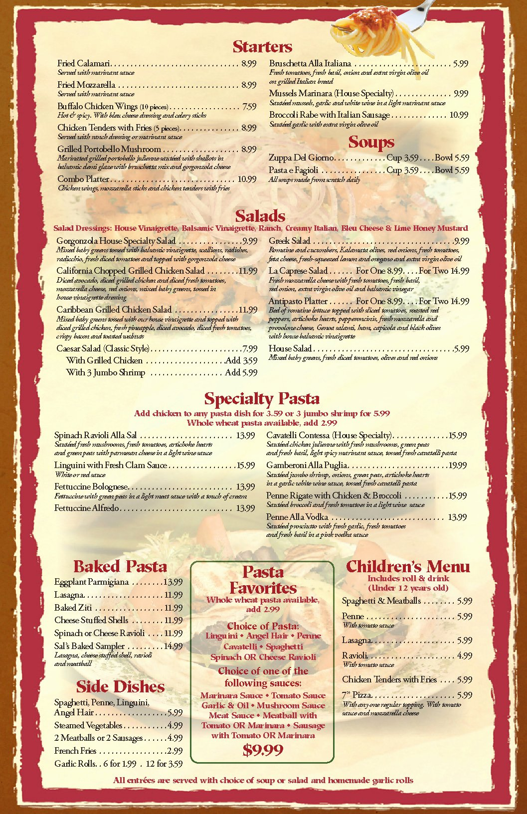 Catering Menu Template Free Awesome Restaurant Menu Templates