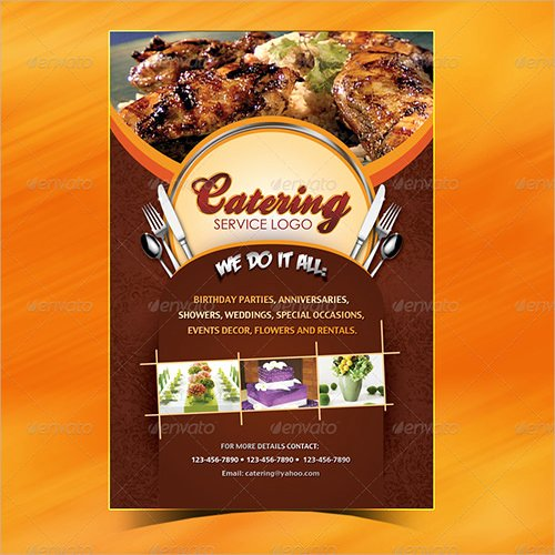 Catering Menu Template Free Elegant 29 Menu Templates