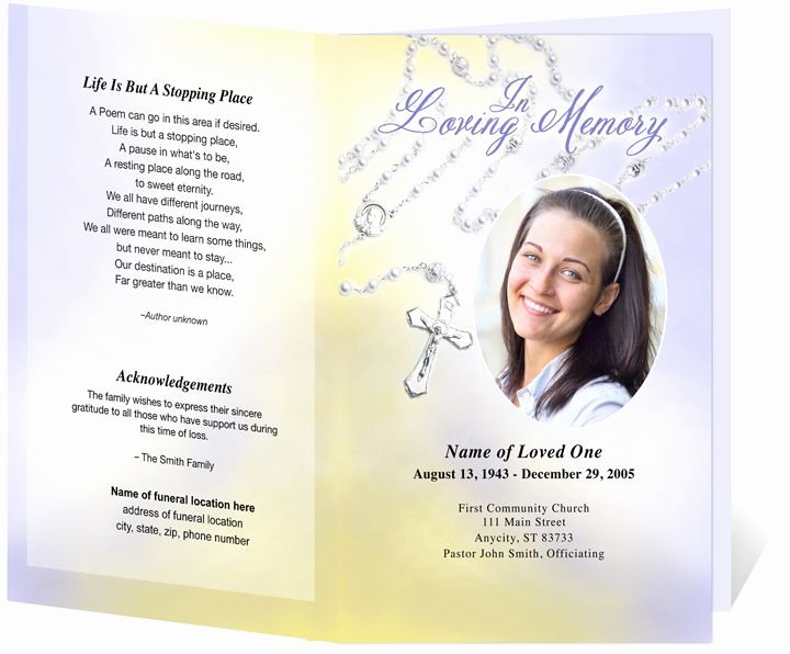 Catholic Funeral Program Template Beautiful 25 Best Ideas About Catholic Funeral On Pinterest