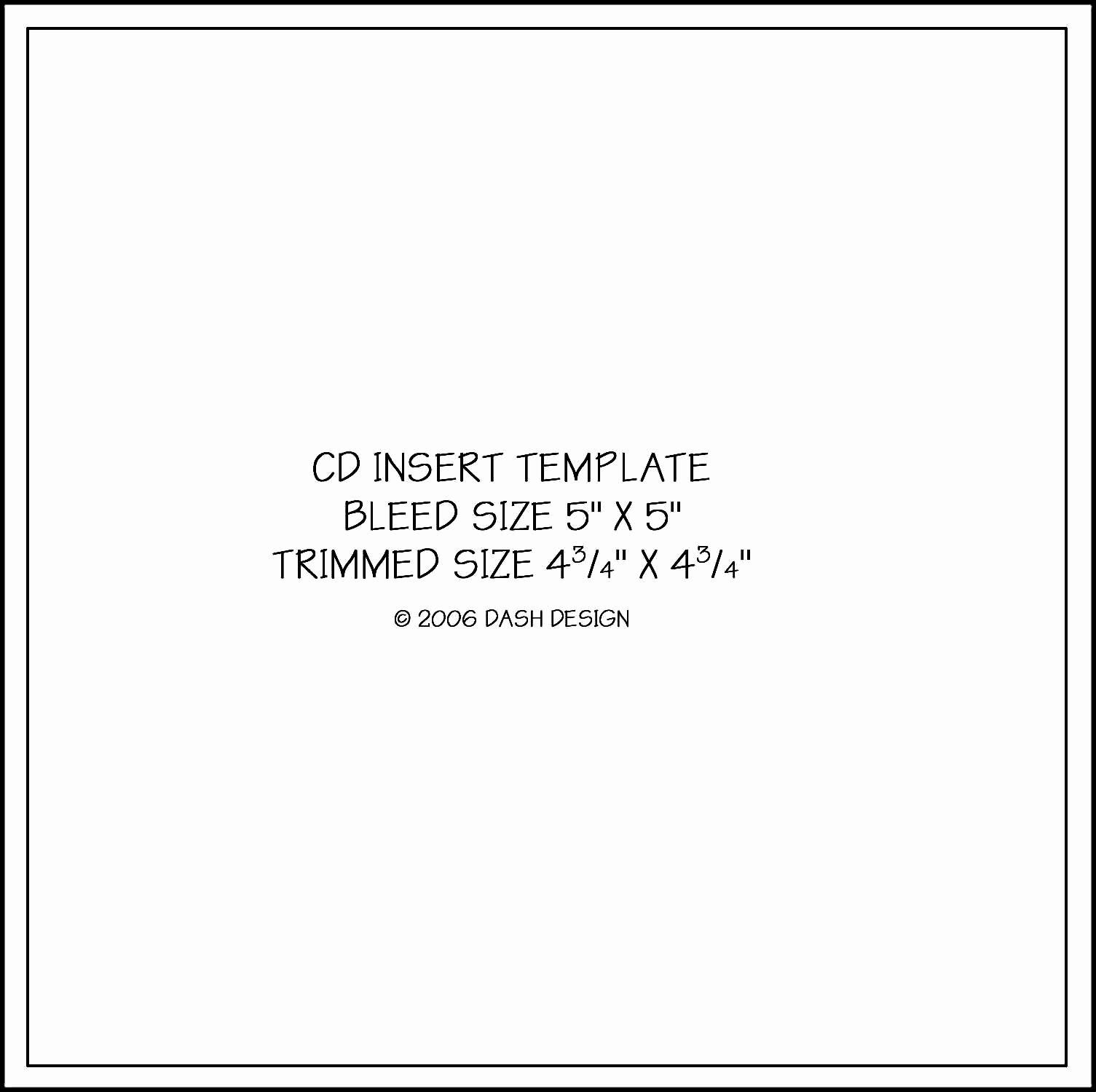 Cd Case Insert Template Elegant Cd Dvd Design Templates
