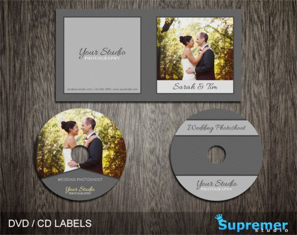 Cd Cover Template Photoshop Awesome Cd Cover Template 51 Free Psd Eps Word format