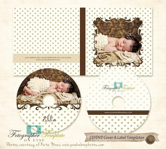 Cd Cover Template Photoshop Luxury Cd Dvd Label and Cover Templates Photoshop Template for