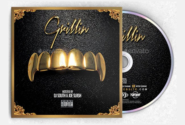 Cd Cover Template Photoshop New 12 Background Psd Template Album Cover Cd Cover