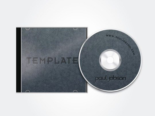 Cd Cover Template Psd Awesome 10 Best Free Cd Cover Psd Mockup Smashfreakz