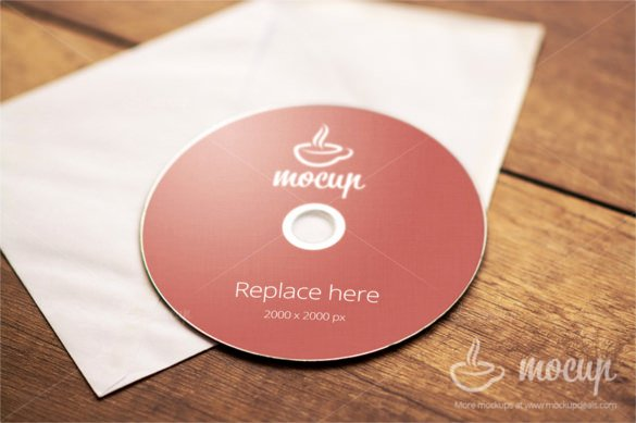 Cd Cover Template Psd Awesome Cd Cover Template 51 Free Psd Eps Word format