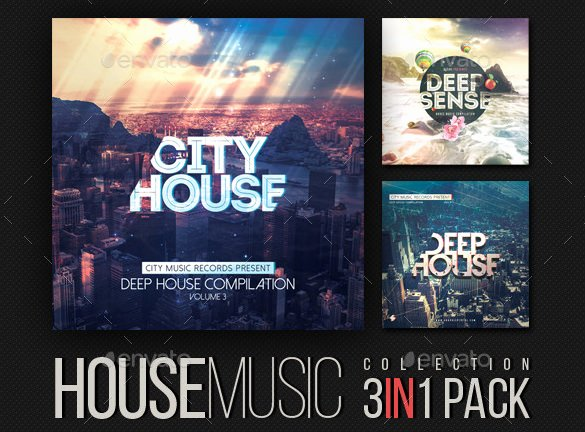 Cd Cover Template Psd Luxury 51 Album Cover Templates Psd