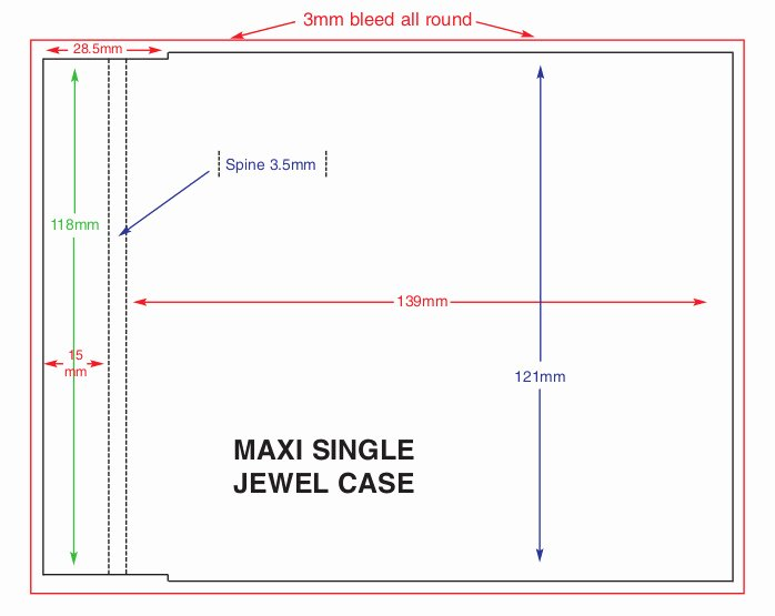 Cd Jewel Case Template Awesome Send Your Templates for Artwork to Direct Cd S