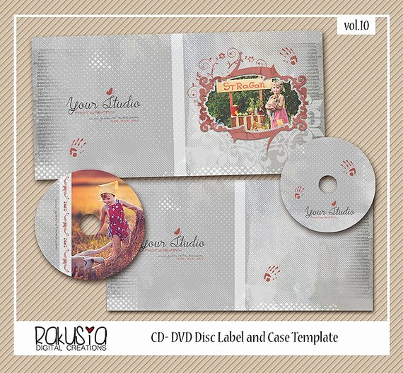 Cd Label Template Psd Lovely Cd Dvd Disc Label and Case Template Silver Pattern Psd