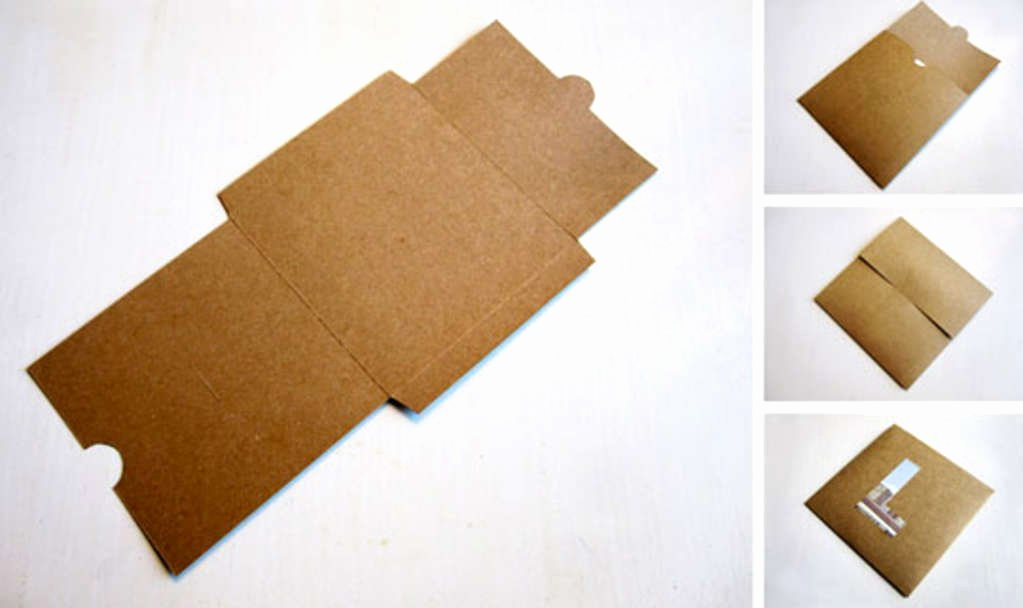 Cd Paper Sleeve Template Beautiful Free and Simple Diy Cd or Dvd Mailer Envelope