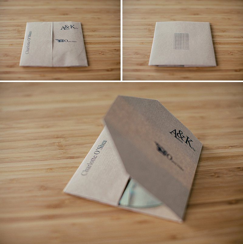 Cd Paper Sleeve Template Beautiful Paper Cd Case Archives Rock My Wedding