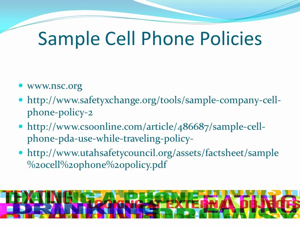 Cell Phone Policy Template Inspirational Hr Policies Microsoft Pdf Printer Bertylspeedy