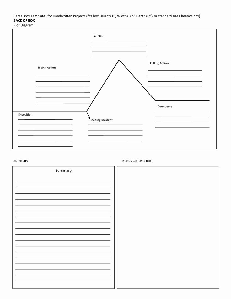 Cereal Box Project Template Best Of 10 Best Cereal Box Book Report Images On Pinterest