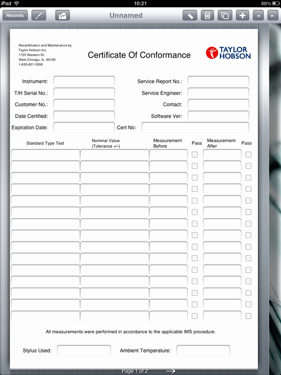Certificate Of Compliance Template Lovely Certificate Pliance Template
