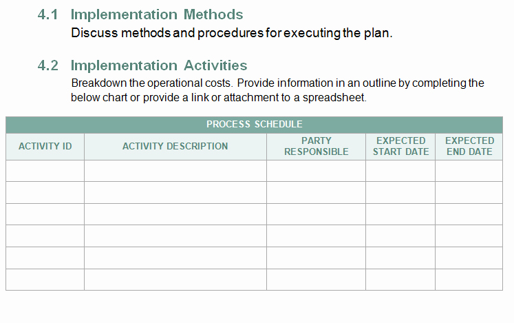 Change Management Plan Template Luxury Download organizational Change Management Plan Template