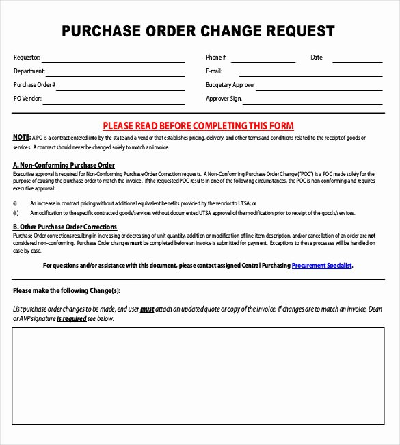 Change order forms Template Fresh 29 Of Legal Copy Request form Template