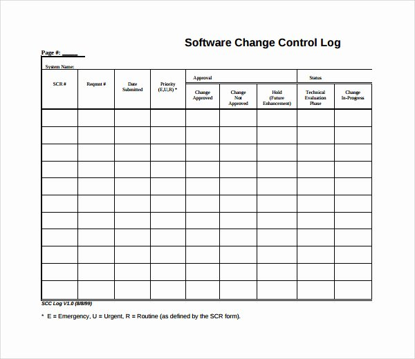 Change order Template Excel Best Of Sample Change order Template Sarahepps