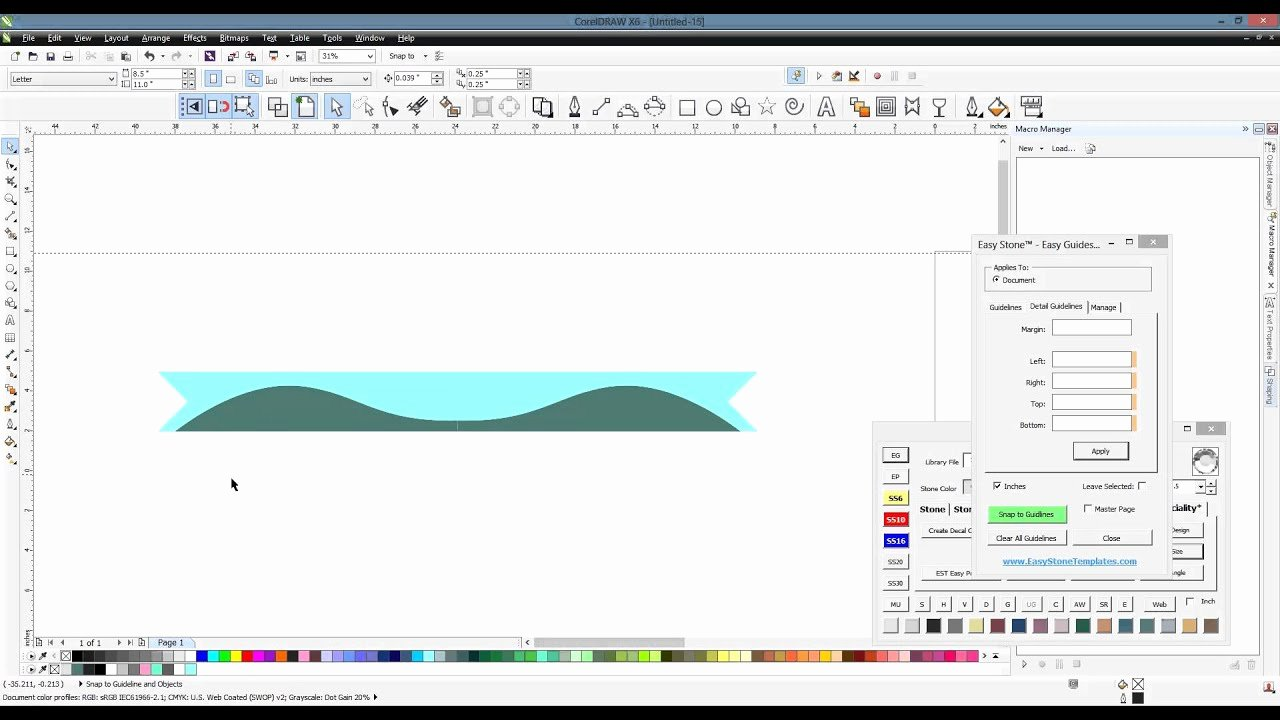 Cheer Bow Design Template Lovely Coreldraw Video Tip Cheer Bow Template Project