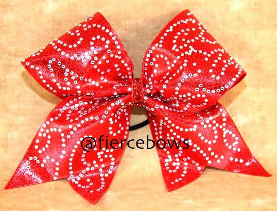 Cheer Bow Design Template Lovely Free Cheer Bow Template Mat Templatemonster Powerpoint How