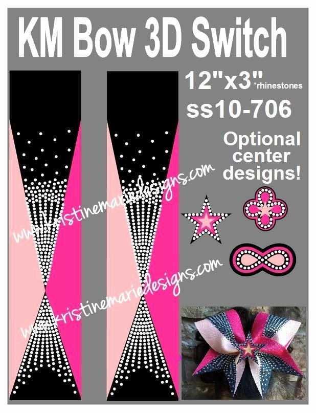 Cheer Bow Design Template Luxury 23 Best Cheer Bow Templates Images On Pinterest