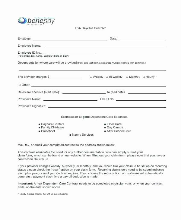 Child Care Application Template Elegant Child Care Application Template – Lvmag