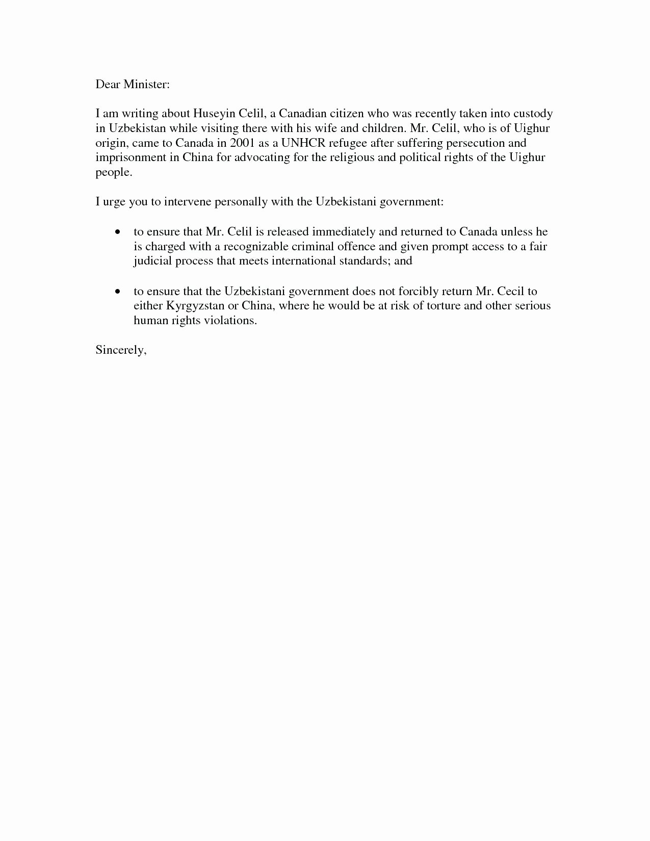 Child Custody Letter Template Unique Character Reference Letter for Court Child Custody Sample