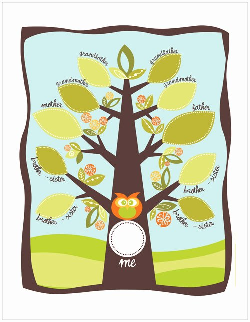 Children Family Tree Template Best Of Life Inspirations Family Tree