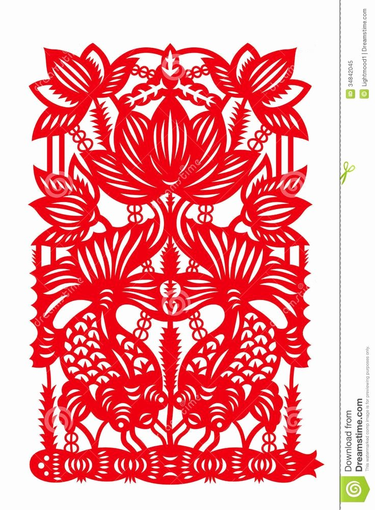 Chinese Paper Cut Template Beautiful Best 25 Chinese Paper Cutting Ideas On Pinterest