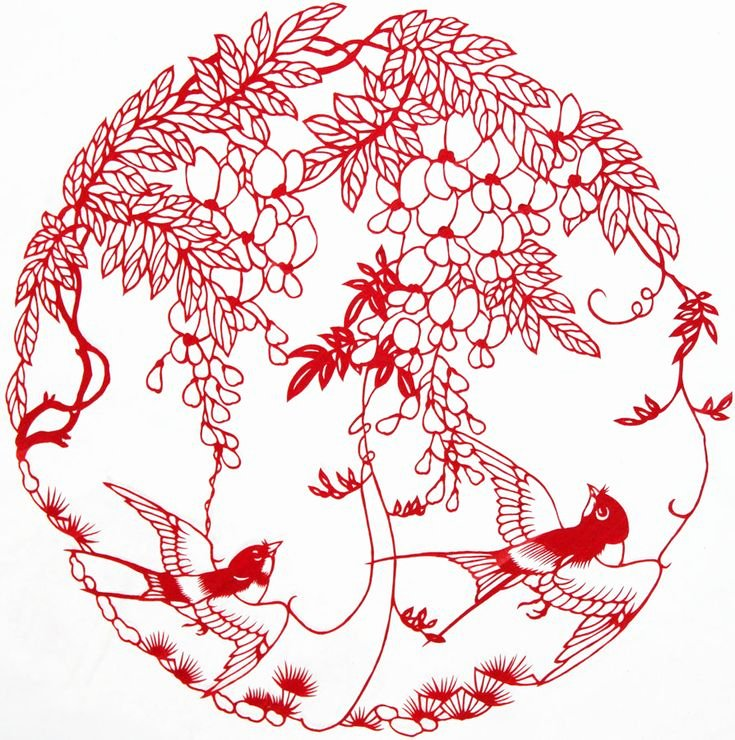 Chinese Paper Cutting Template Fresh 412 Best Stencil Silhouette Scherenschnitte Images On