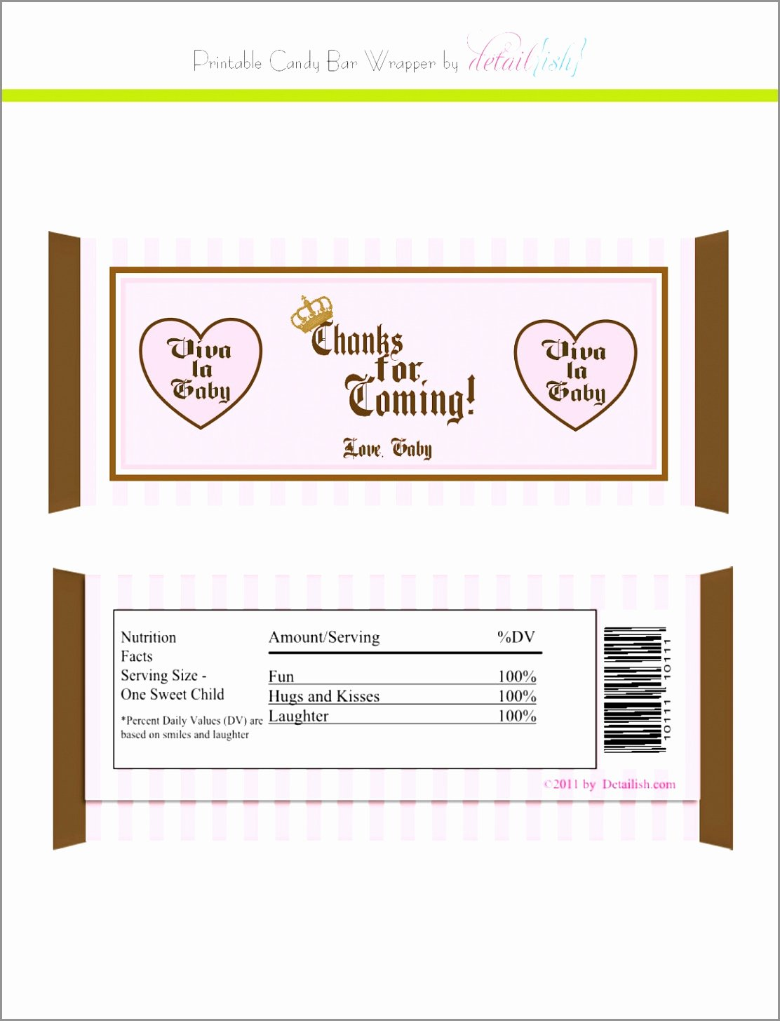 Chocolate Bar Wrapper Template Fresh 7 Printable Chocolate Wrapper Template Yioiu
